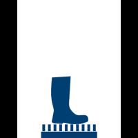 laarzenreinigers en ontsmettingsbak