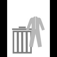 Wegwerp kleding