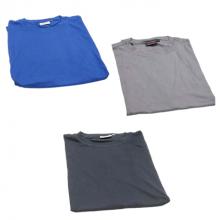 T-shirt ademend pol/kat