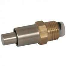 """Brijbak nippel 1/2"""" RVS/mess VD 45/60 mm (ip)"""