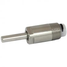 """Brijbak nippel 1/2"""" RVS VD 40/72 mm (ip)"""