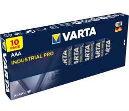 Batterij Varta Industrial Pro Micro AAA 4003 (per pak van 10 stuks)