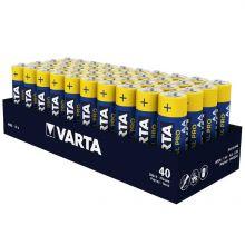 Batterij Varta Industiral Pro Mignon AA 4006 (per tray van 40 stuks)
