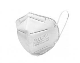 Stofmasker FFP2 C-Shape (per stuk)