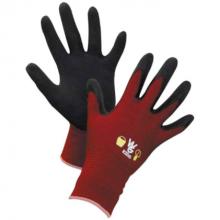 Kinderhandschoen rood