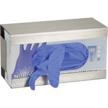 Handschoen dispenser RVS