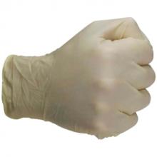 Handschoen Latex (per 100 stuks)