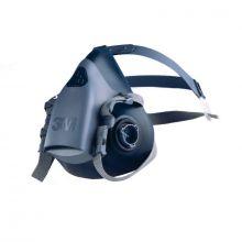 3M Halfgelaats masker 7503 siliconen L
