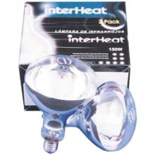 Warmtelamp Interheat 150 Watt wit (per 2 stuks)