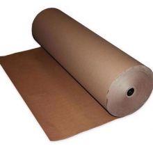 Bruin opfokpapier op rol 90 grams 1,2x230m