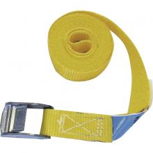 Spanband enkel 5 m met klemgesp 400 kg (per stuk)