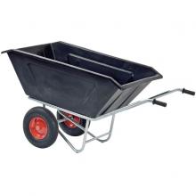 Kruiwagen (met PE bak) 360 L