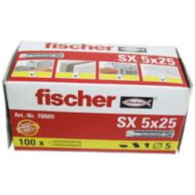 Fischer SX pluggen