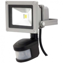 LED Straler 10 W met bewegingsmelder