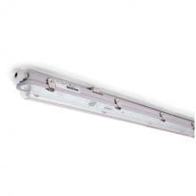 LED Armatuur spatwaterdicht 120 cm