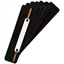 Snelhechterstrip zwart (per 25 stuks)