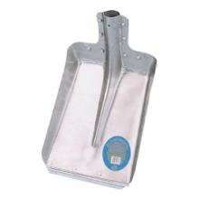 Aluminium schop klein mt. 5 (38x28 cm)