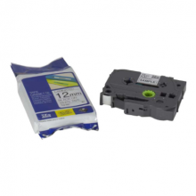 Tape cassette P-Touch wit 8 x 12 mm