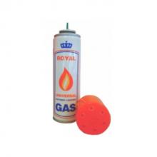 Gas vulling flesje 250 ml