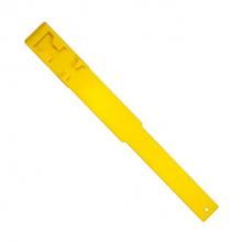 Herkenningsband koe geel