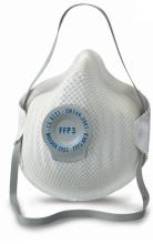 Moldex FFP3 NRD 2555 klimaventiel fijnstof masker (per 20 stuks)