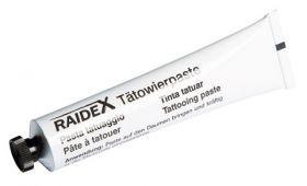 Tatoeëer pasta Raidex zwart 60 gr
