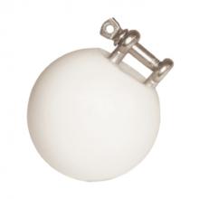 Speelbal verzinkt 75 mm