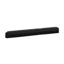 VIKAN vloertrekkercassette 60 cm met duimgreep, zwart