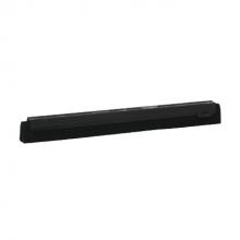 VIKAN vloertrekkercassette 40 cm met duimgreep, zwart