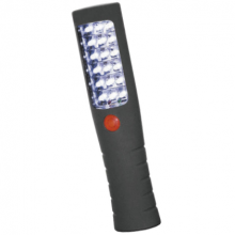 Werkplaats staaflamp LED op accu